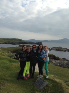 Just a few of my amazing family I met along the way in one of my favorite Irish spots, Achill Island